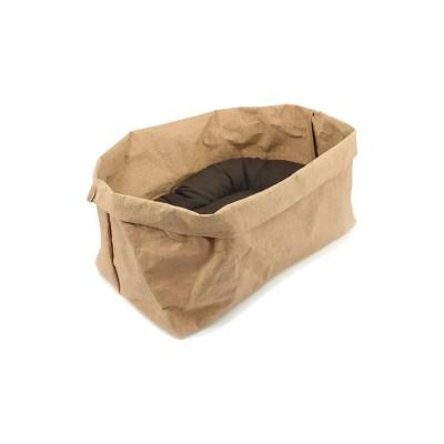 Record Cuccia Paper Bag Beige