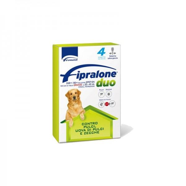 Formevet Fipralone Duo Spot-On per Cani di Taglia Grande
