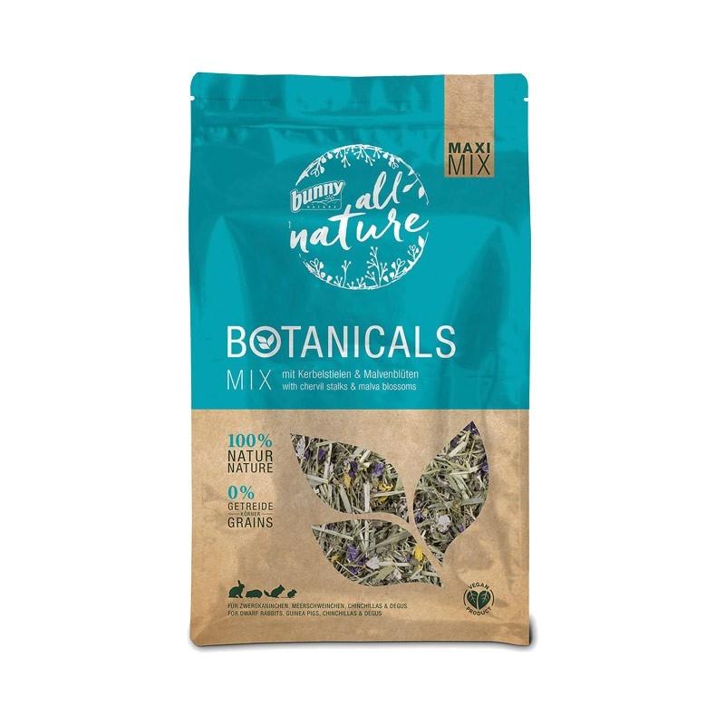 Bunny Botanicals Maxi Mix con Gambi di Cerfoglio e Fiori di Malva