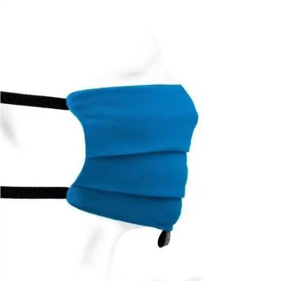 MyFamily Mascherina Stop Droplet Blu con Logo Robinson