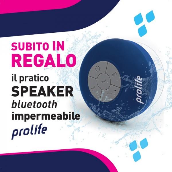Prolife Speaker Bluetooth Impermeabile