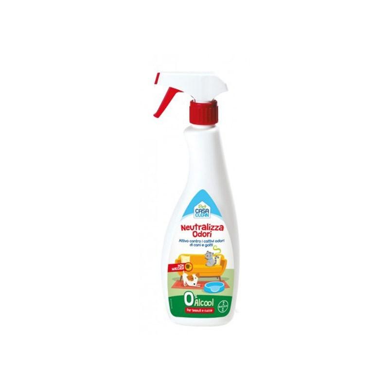 Bayer Pet Casa Clean Neutralizza Odori