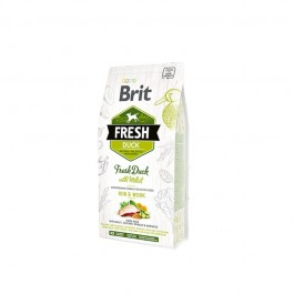 Brit Fresh Dog Adult All Breeds Anatra e Miglio