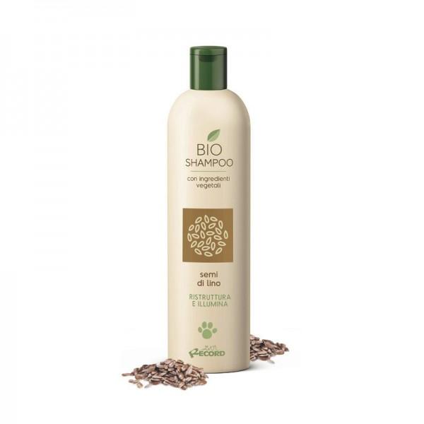 Record Bio Shampoo Semi di Lino
