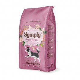 Symply Adult All Breeds Tacchino Fresco, Patata Dolce e Avena