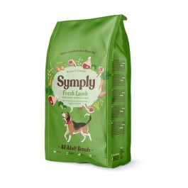 Symply Adult All Breeds Agnello Fresco, Patata Dolce e Avena
