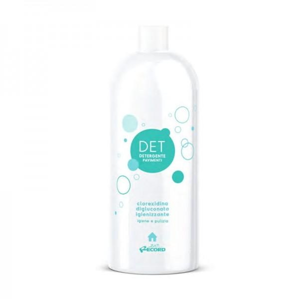 Record Professional Detergente per Pavimenti con Clorexidina