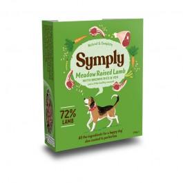 Symply Meadow Raised Lamb con Agnello e Riso Integrale Umido