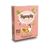 Symply Poached Salmon Salmone, Patata e Verdure Umido per Cani