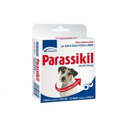 Formevet Parassikill Collare Antiparassitario per Cani di Taglia Piccola e Media
