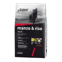 Golosi Cat Adult Manzo e Riso