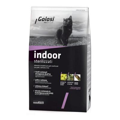 Golosi Cat Indoor Sterilizzati