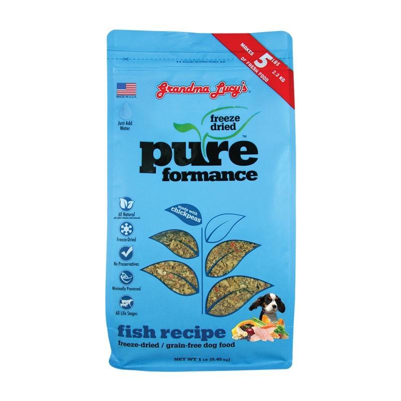 Grandma Lucy's Dog Food Pureformance Fish per Cani