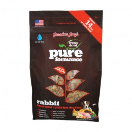Grandma Lucy's Dog Food Pureformance Rabbit per Cani