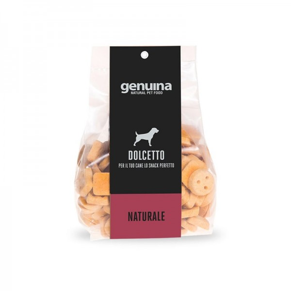 Genuina Natural Pet Food Dolcetto Naturale