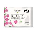 Derbe Salviette Rosa e Gelsomino