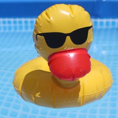 Croci Yellow Duck Porta Cocktail
