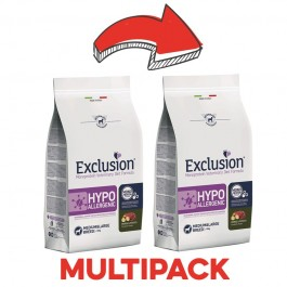 Exclusion Vet Diet Hypoallergenic Cavallo e Patate Adult Small Breed