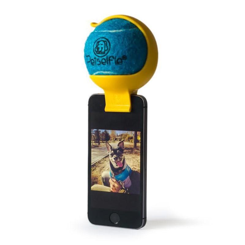 Farm Company Gioco Pet Selfie con Palla da Tennis