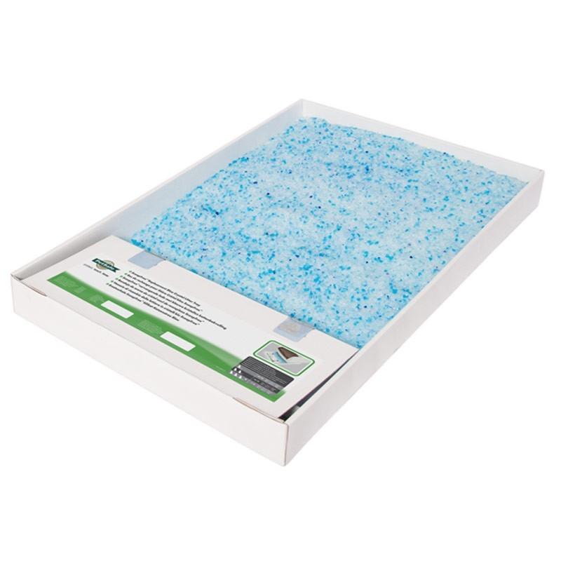 Croci ScoopFree Blue Crystal Litter Tray Ricarica per Lettiera