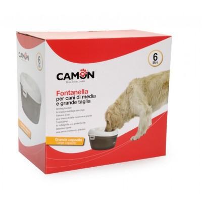 Camon Fontanella per Cani di Taglia Media e Grande