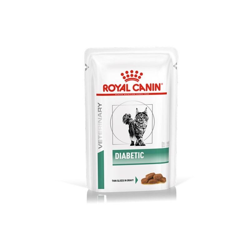 Royal Canin V-Diet Diabetic Gatto Busta