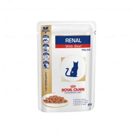 Royal Canin V-Diet Renal Gatto Busta al Manzo
