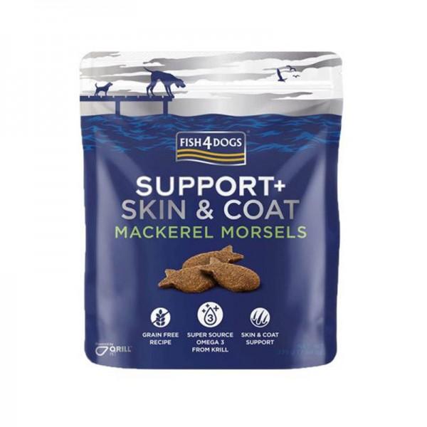 Fish4Dogs Mackerel Morsels Support+ Skin & Coat