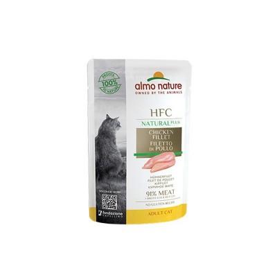 Almo Nature Cat HFC Natural Plus Filetto di Tonno