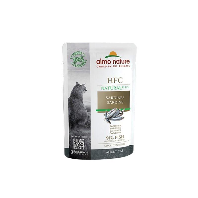 Almo Nature Cat HFC Natural Plus Sardine
