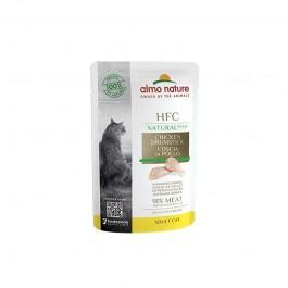 Almo Nature Cat HFC Natural Plus Coscia di Pollo