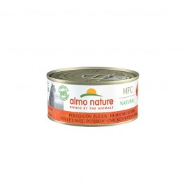 Almo Nature Cat HFC Natural Pollo con Zucca