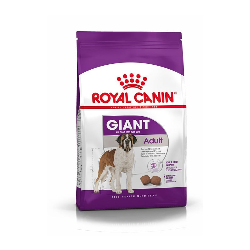 Royal Canin Cane Giant Adult Secco