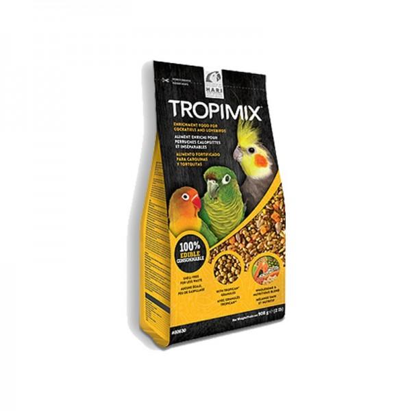 Hari Tropimix Cockatiels and Lovebirds per Calopsiti e Inseparabili