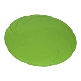 Nobby Frisbee in Gomma Verde