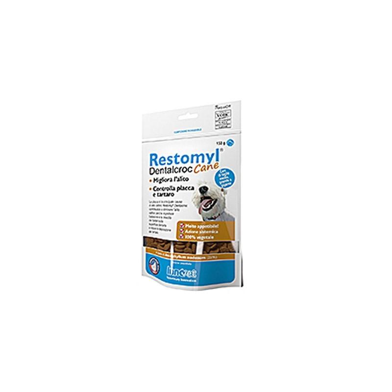 Innovet Restomyl Dentalcroc per Cani di Taglia Media, Grande e Gigante