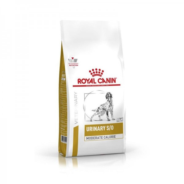 Royal Canin V-Diet Urinary S/O Moderate Calorie Secco