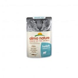 Almo Nature Cat Holistic Urinary Help con Pesce