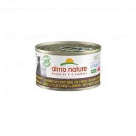 Almo Nature Dog HFC Natural Made in Italy Manzo con Contorno dell'Orto