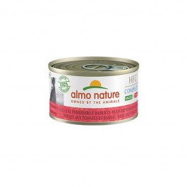 Almo Nature Dog HFC Natural Made in Italy Pollo al Pomodoro e Basilico