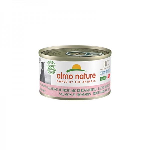 Almo Nature Dog HFC Natural Made in Italy Salmone al Profumo di Rosmarino