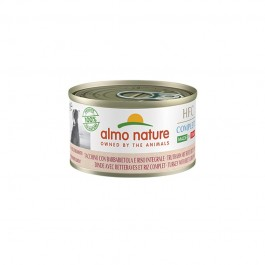 Almo Nature Dog HFC Natural Made in Italy Tacchino con Barbabietola e Riso Integrale