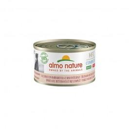 Almo Nature Dog HFC Natural Made in Italy Tacchino con Barbabietola e Riso Integrale