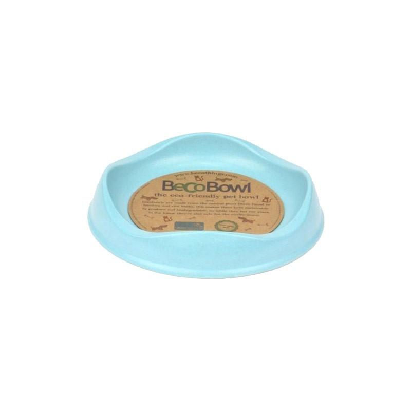 Beco Bowl Ciotola Eco-Compatibile Azzurra per Gatti