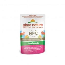 Almo Nature Cat HFC Natural Pollo e Salmone