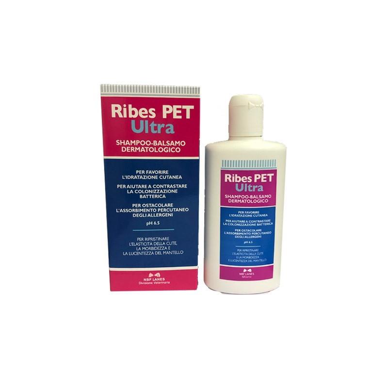 NBF Ribes Pet Ultra Shampoo Pelle e Pelo