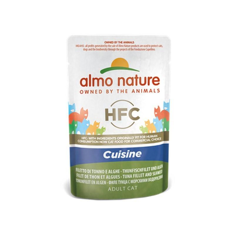 Almo Nature Cat HFC Cuisine Filetto di Tonno e Alghe