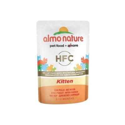 Almo Nature Cat HFC Kitten Pollo