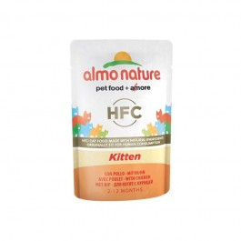 Almo Nature Cat HFC Kitten Pollo