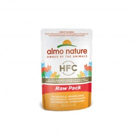 Almo Nature Cat HFC Raw Pack Coscia di Pollo